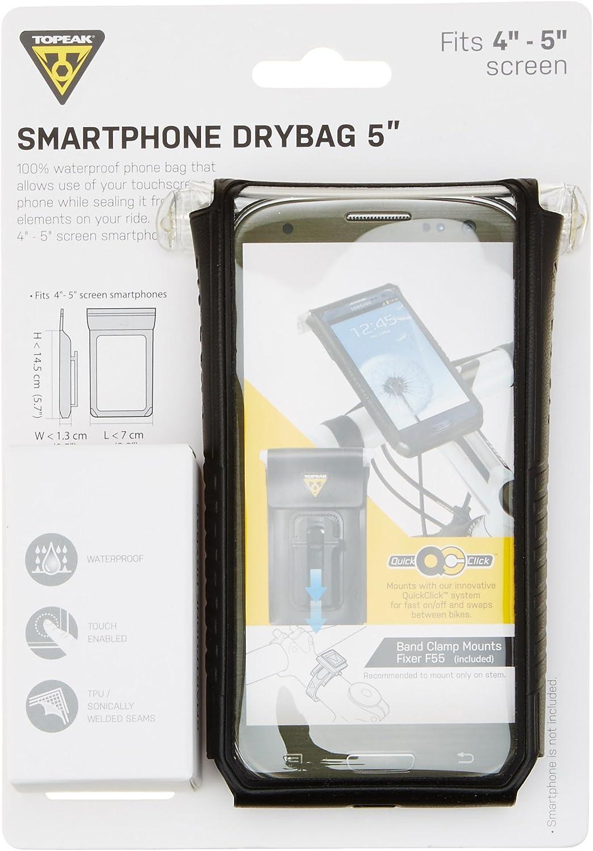 Topeak SmartPhone 5 DryBag Handytasche für Fahrrad oder Motorrad ...