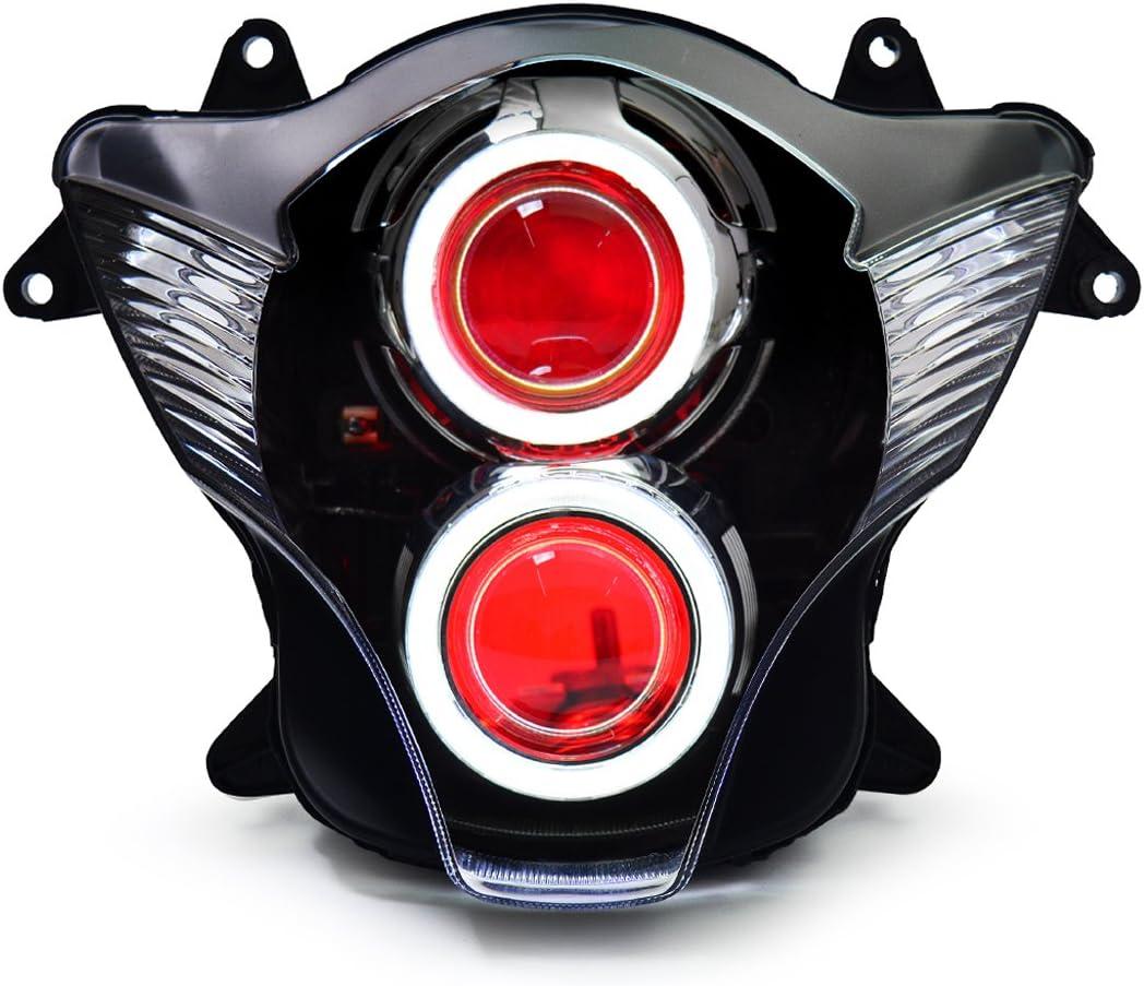 Motors Auto Parts & Accessories Blue Angel Eye HID Demon ...