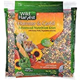 Wild Harvest Hamster And Gerbil Advanced Nutrition Diet, 4-Pound