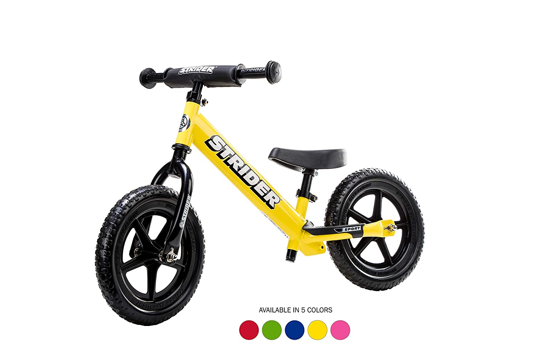Strider kids' balance bike