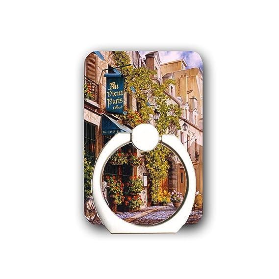 Amazon.com: European Town Landscape-Customized Cell Phone ...
