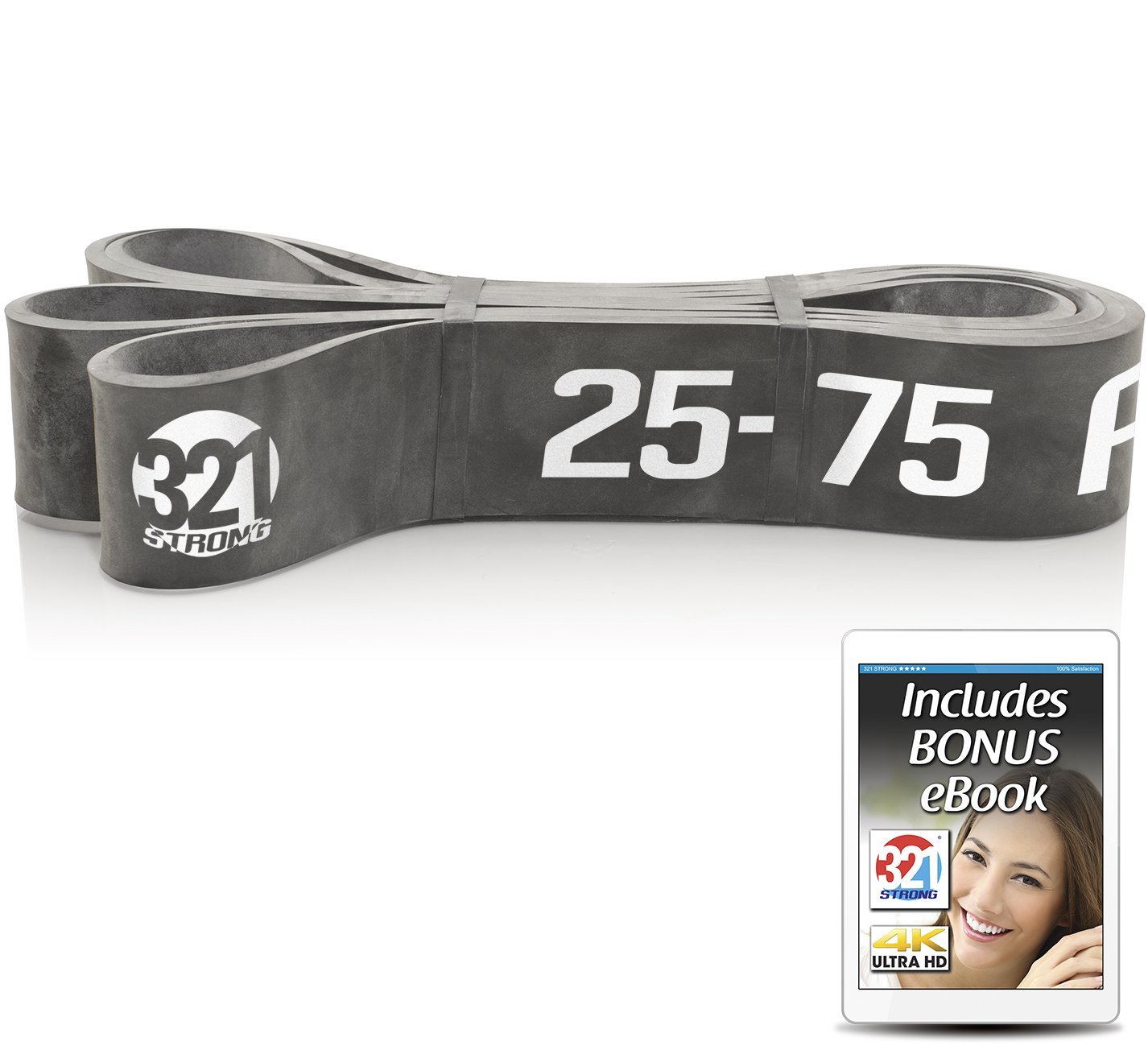 321 STRONG Exercise Resistance Bands - Level 5 by 321 STRONG (Image #1)