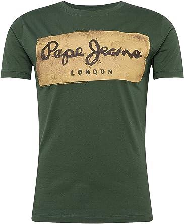 Pepe Jeans Charing Camiseta para Hombre: Amazon.es: Ropa y accesorios