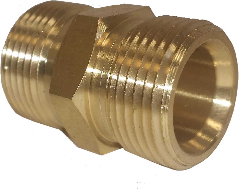 YanYun Potencia de Alta Presi/óN Pistola de de Lavadora M22 Herramienta de Limpieza para Lavadoras de Agua para Autom/óViles con Manguera de 8M para Limpiar Regar el C/éSped Jard/íN