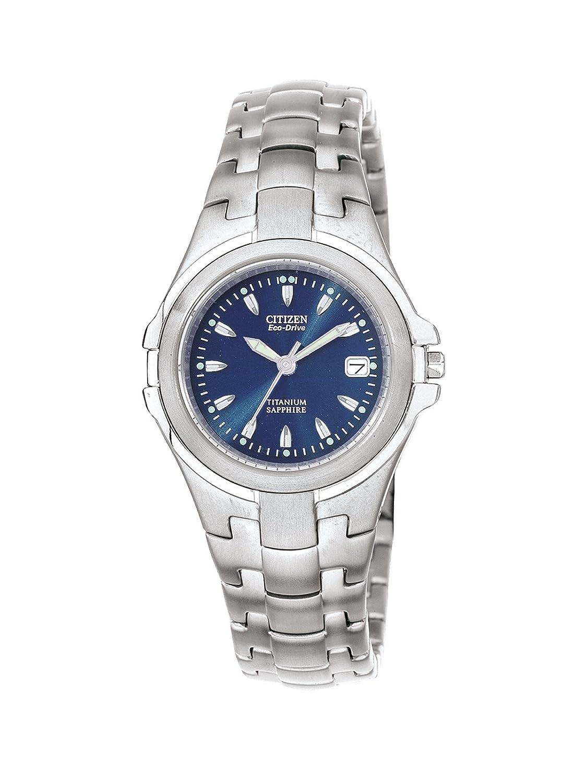 Citizen damen armbanduhr xs super titanium