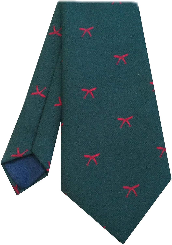 Regimental Tie Polyester Stripe BRIGADE OF GURKHAS