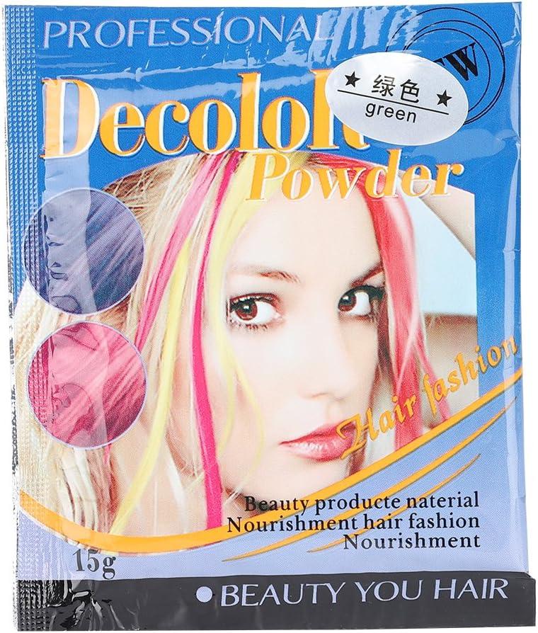30pcs polvo decolorante para aclarar el cabello kit de polvo ...