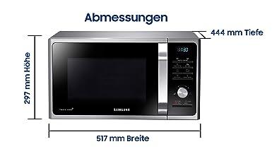 Samsung MG28F303TCS/EG - Microondas Microondas Samsung ...