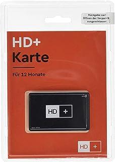 hd plus karte 12 monate HD+ Karte für 12 Monate Fernsehen in brillanter HD Qualität