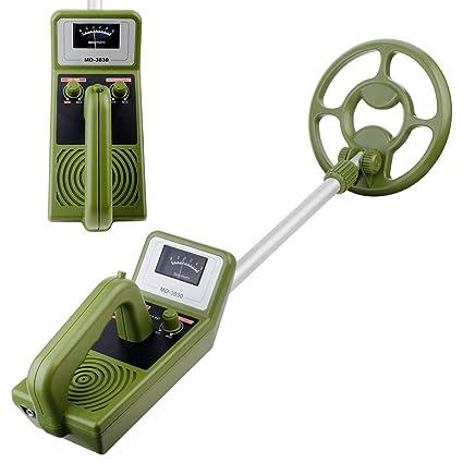 Metal Detector For Kids – Junior Treasure Finder For Gold, Ergonomic & Lightweight, Adjustable