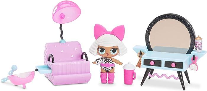 L.O.L. Surprise! Furniture Salon with Diva & 10+ Surprises