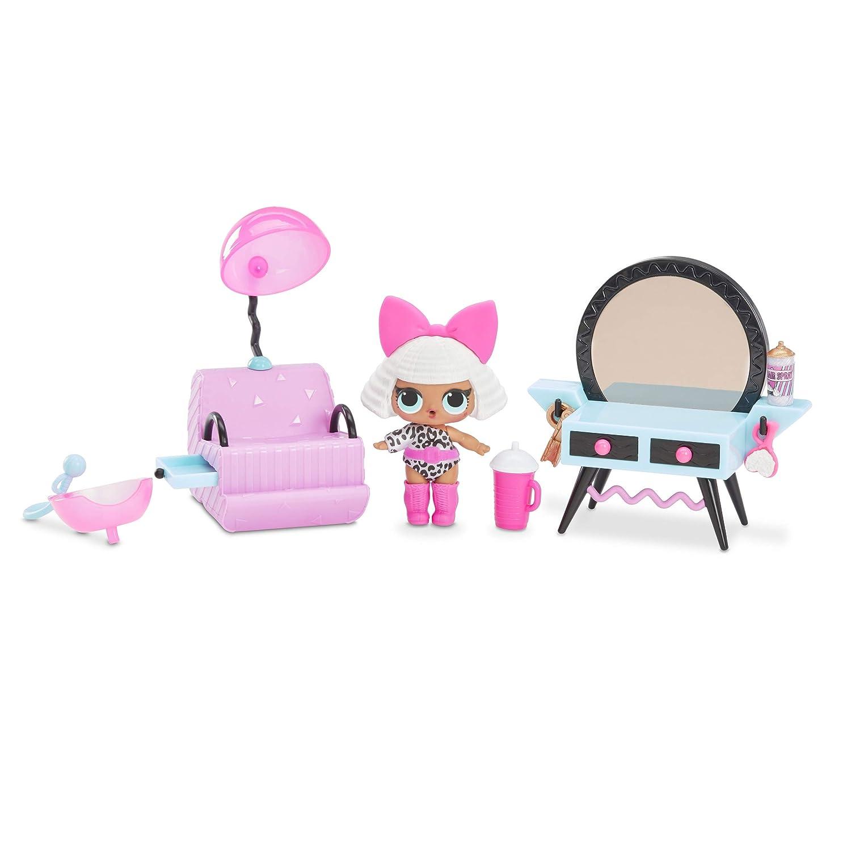 LOL Surprise! Furniture Salon with Diva & 10+ Surprises