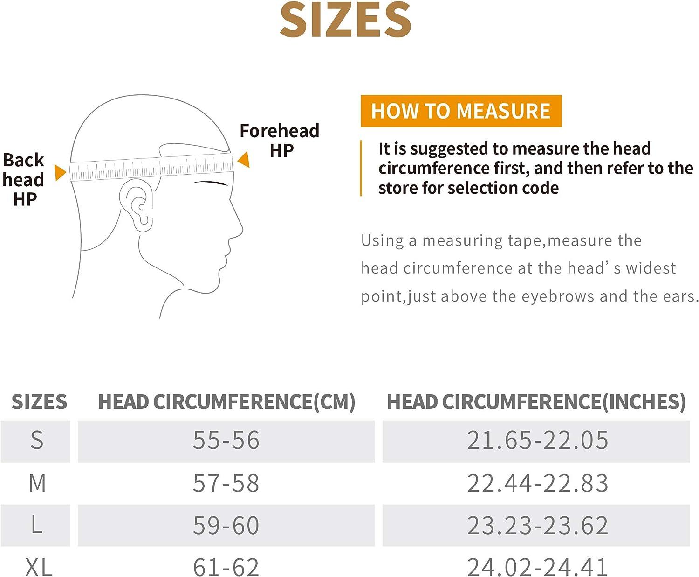 Small,Matte Black Triangle Half Helmet Sun Visor Quick Release Buckle DOT Approved Half Face Cycling ATV Bike Helmets for Men /& Women