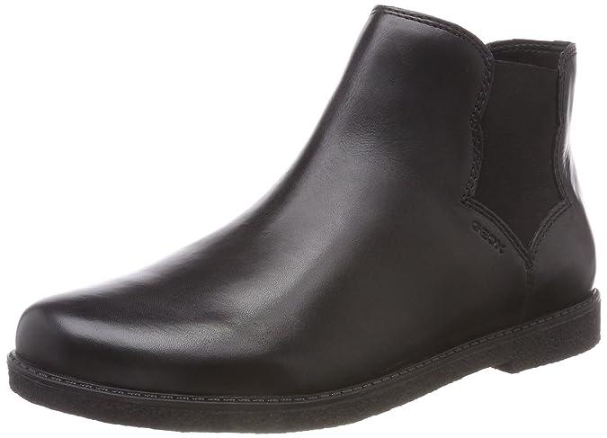 519a0758fbd47 Geox J Shawntel Girl B Chelsea Boots