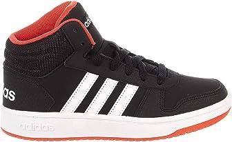 adidas Hoops Mid 2.0 - Zapatillas de baloncesto para niños