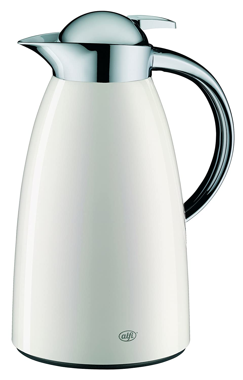 Alfi Signo 1421278100 Insulation Jug - Varnished Stainless Steel - 1 l - Apple Green