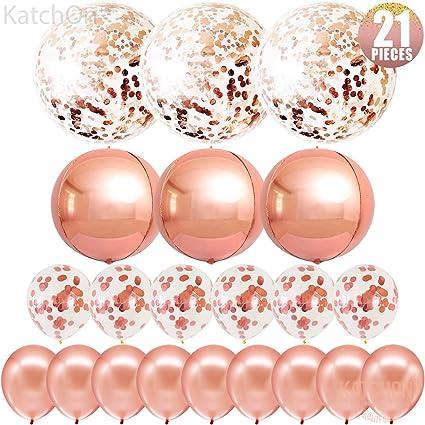 """Rose pastel 12/"""" Couleur Uni Latex Ballons Pack De 8"""