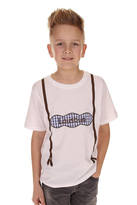 Isar Trachten Kinder Bluse & Shirt 52940 Lausbua