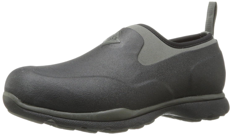 MuckBoots Men's Excursion Pro Low Shoe B00FPJYSEU 14 D(M) US|Black/Gunmetal
