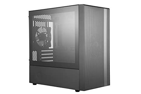 Cooler Master NR400 Mid Tower Gaming Case - Carcasa para ...