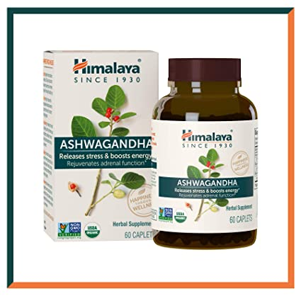 Himalaya High Strength Ashwanghanda (Ginseng Indio ...