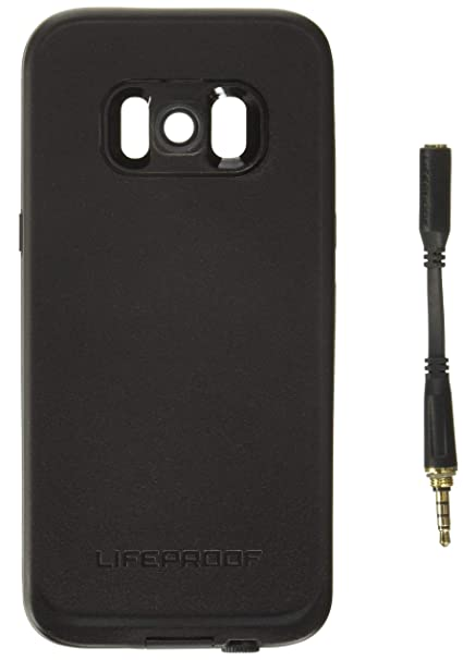 new product 3593f 4e25f Lifeproof FRĒ SERIES Waterproof Case for Samsung Galaxy S8 (ONLY) - Retail  Packaging - ASPHALT (BLACK/DARK GREY)