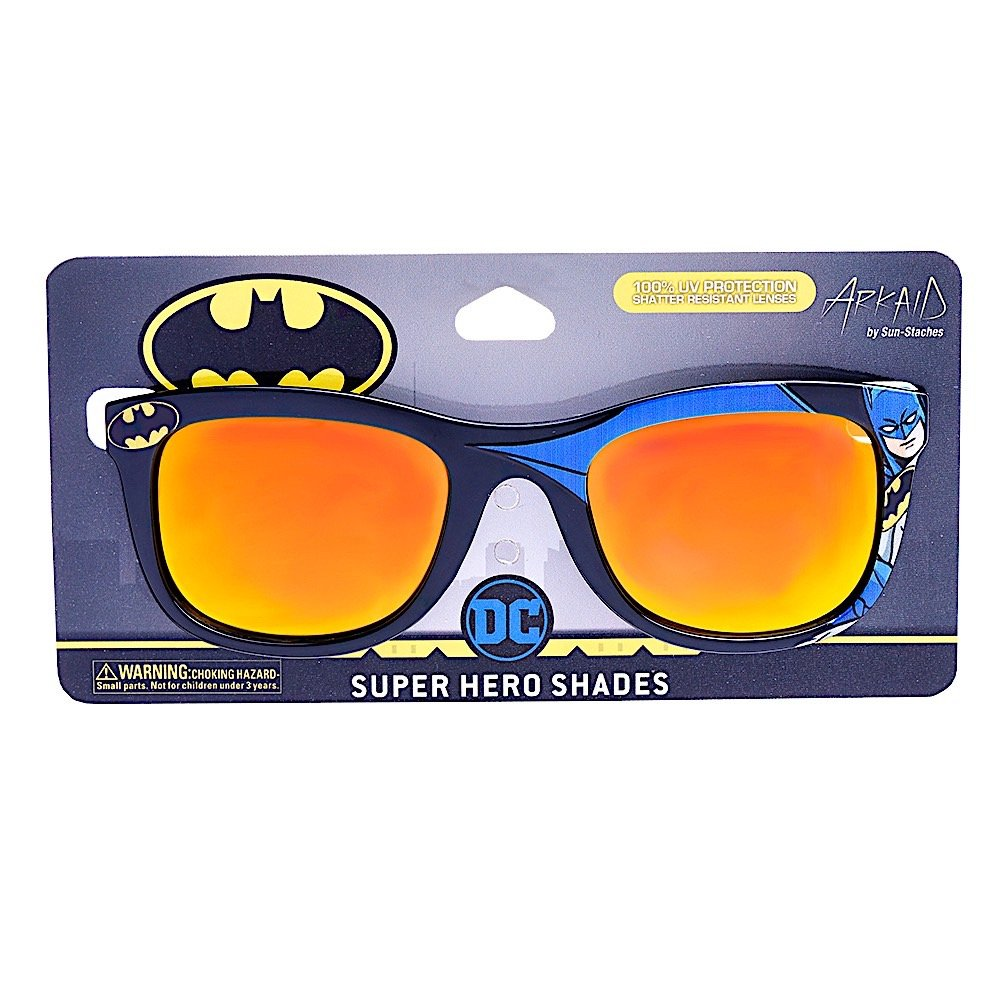 Sun-Staches Sunglasses Fully Licensed **FREE DELIVERY** DC Comics Bat Girl