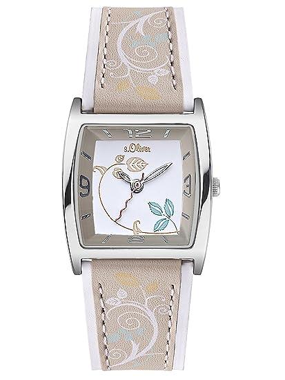 Oliver SO-2125-LQ - Reloj para niñas de cuarzo, correa