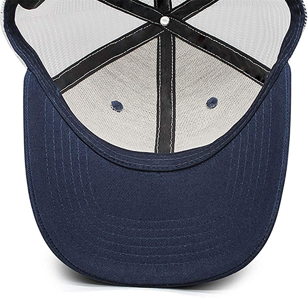 Polo Mesh Six Panel Athletic Hats Net red 24599 xinfub Unisex Womens Busch-Latte-Beer-Logo