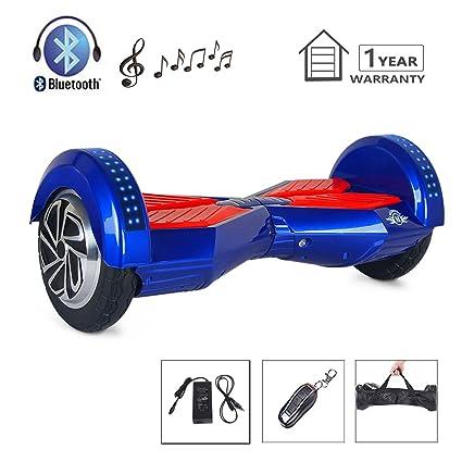 Megawheels Patinete Electrico Self Balance Scooter 8 ...