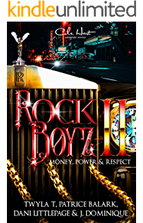 The Rock Boyz 3: An African American Romance: Money, Power ...