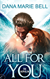 All for You: A Sexy Angels vs. Demons Paranormal Romance (The Nephilim)