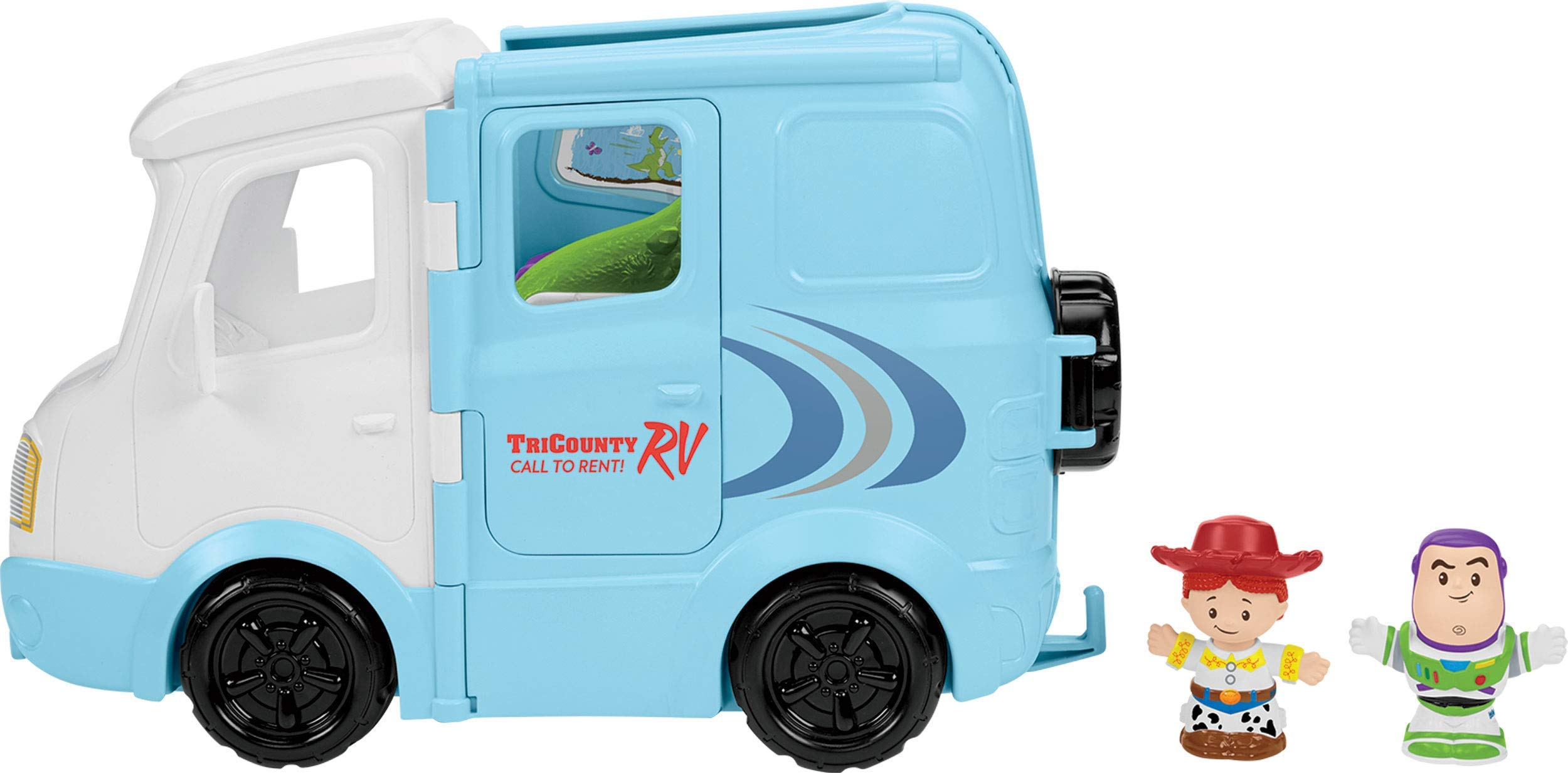 Fisher-Price Disney Pixar Toy Story 4 RV (Renewed)