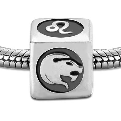 Pandora compatible, Abalorio talismán Leo