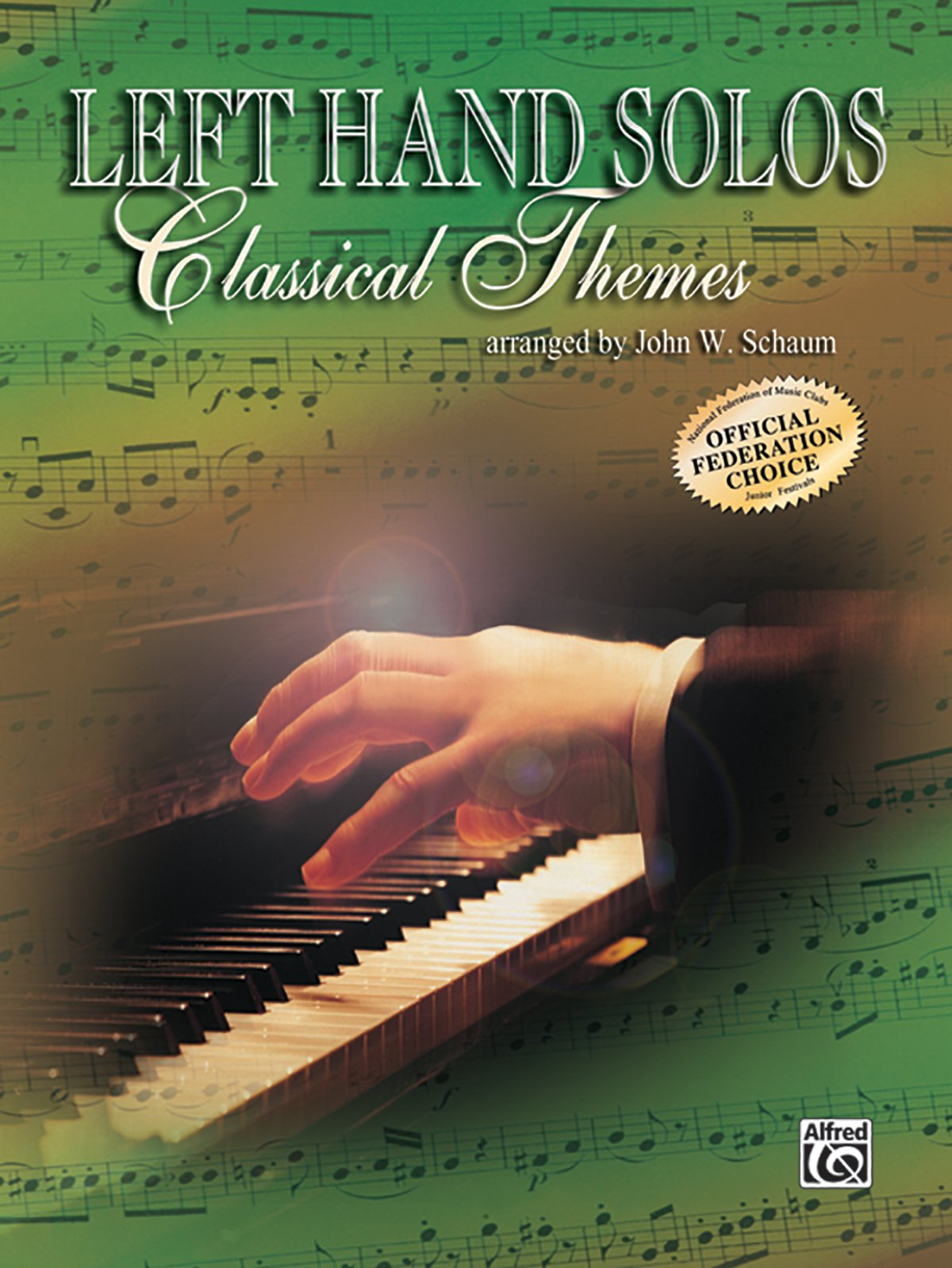 Left-Hand Solos -- Classical Theme, Bk 1: Left Hand Alone (Schaum Method Supplement) pdf