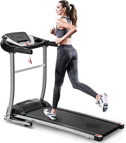 Merax Electric Folding Treadmill Motorized Running Machine Walking and Jogging Fitness Machine