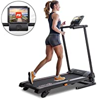 Klarfit Treado Advanced 2.0 Tapis de Course motorisé Bluetooth 12 programmes