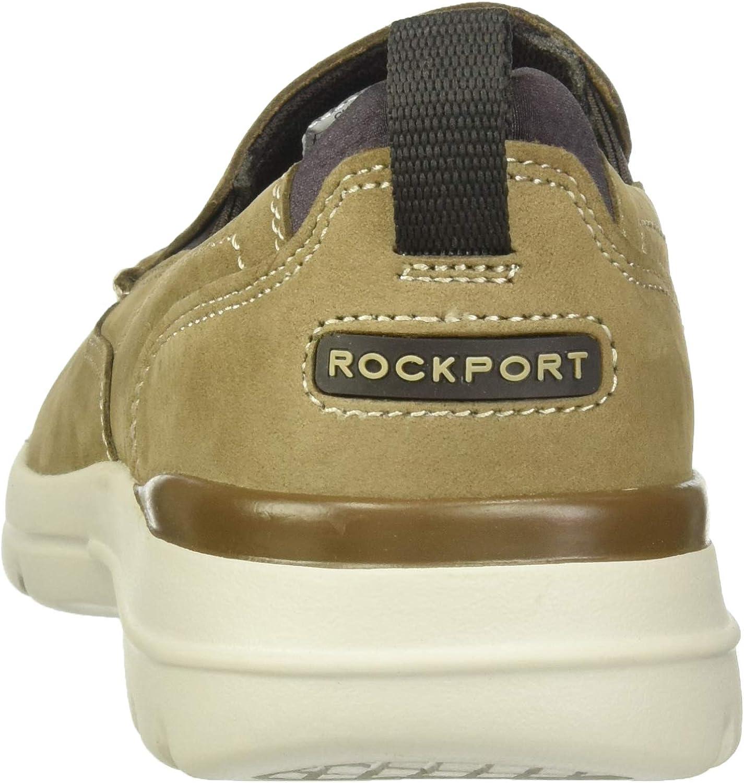 Rockport Mens City Edge Slip on Sneaker