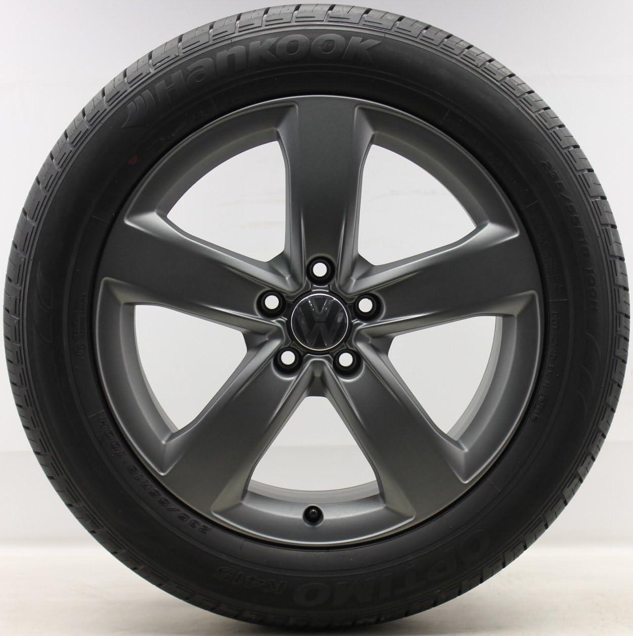 4 Skoda kodiaq NS 18 pulgadas Invierno ruedas 7,5 x 18 ET37 Original Audi Llantas 4 G de m TM: Amazon.es: Coche y moto