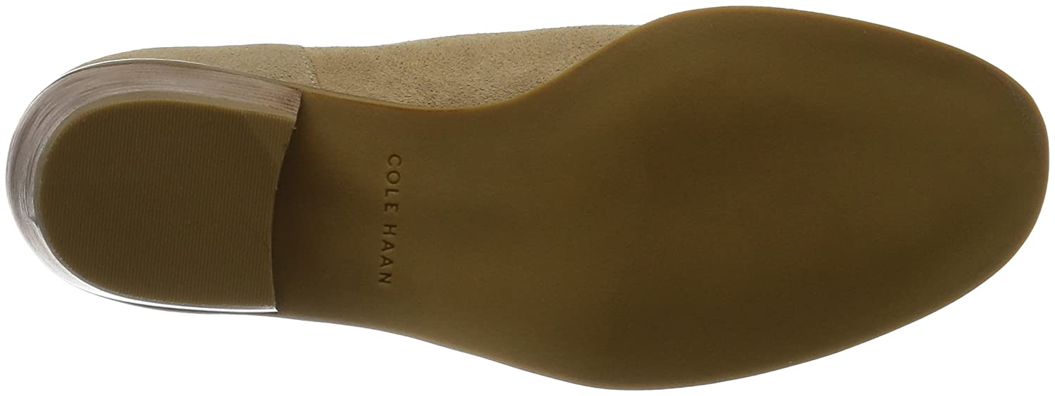 Cole Haan Women's Abbot Ankle Boot B00QRLFL50 7 B(M) US Cremini Suede
