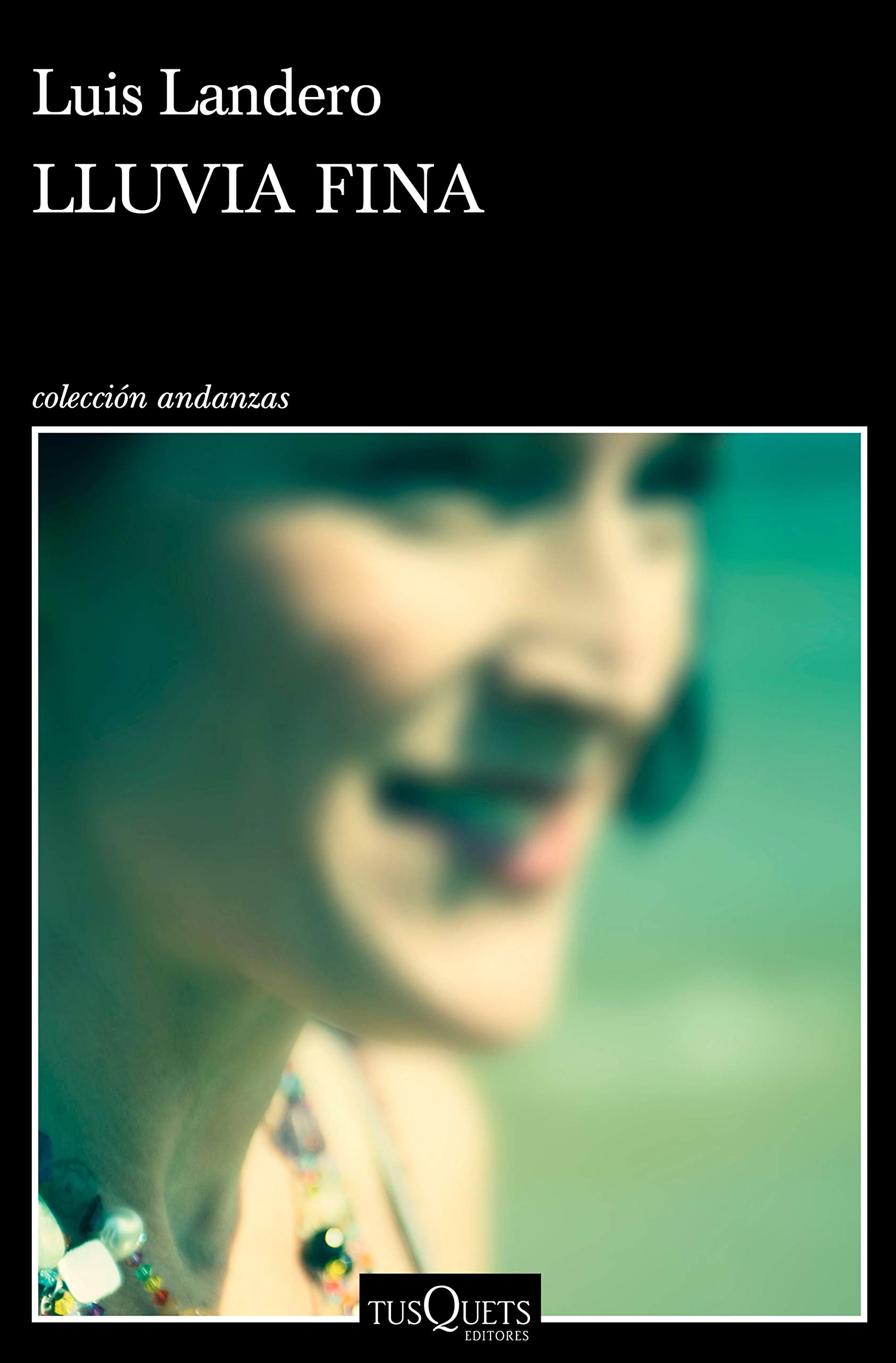 Lluvia fina (Volumen independiente) por Luis Landero