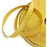 Gold Metallic Uniform Braid Jacquard Sewing Trim Vestment Army Military Dresses 6yds New Brand AAR