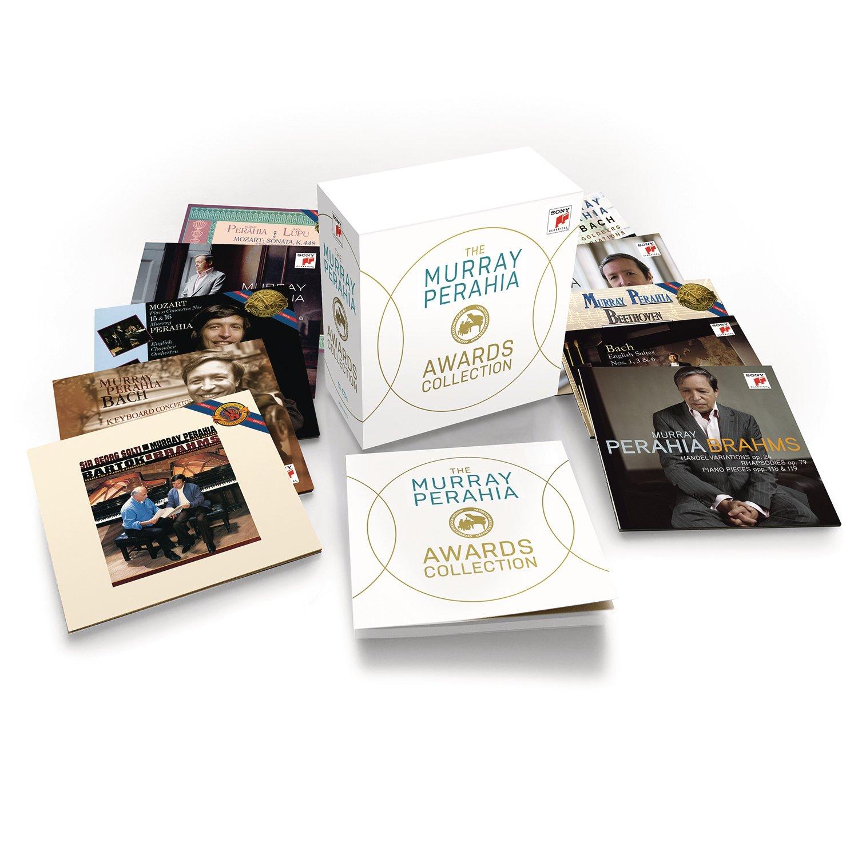Murray Perahia - The Awards Collection: Amazon.co.uk: Music