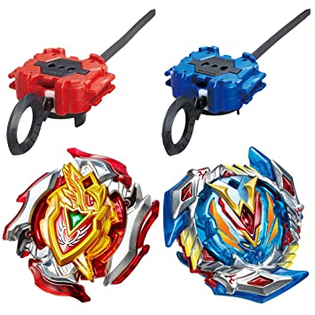 Beyblade Burst B-107 Beyblade Super Z Battle Set: Amazon.es: Juguetes y juegos