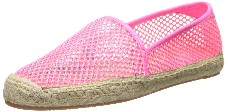Rebecca Minkoff Women's Ginny Espadrille B00TOTLYPS 7 B(M) US|Hot Pink