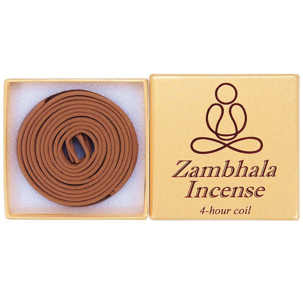 熱い販売 Zambhala a004t Incense - 12 Pieces 4-hourコイル – 100 Natural % 100 Natural – a004t B078STWRZZ, ナンデモヤ:a23f542b --- arianechie.dominiotemporario.com