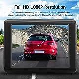 MKChung HY10 3.2 Inch FHD 1080p Car DVR Camera