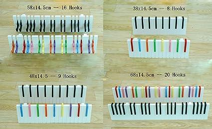 prettybuy Creative diseño de teclado de Piano teclas de ...