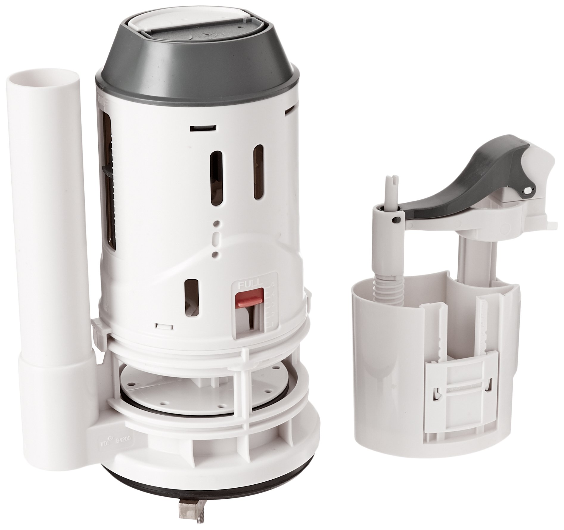 American Standard 7381206-400.0070A DUAL FLUSH VALVE ASSEMBLY(3'')1-PC TOILET