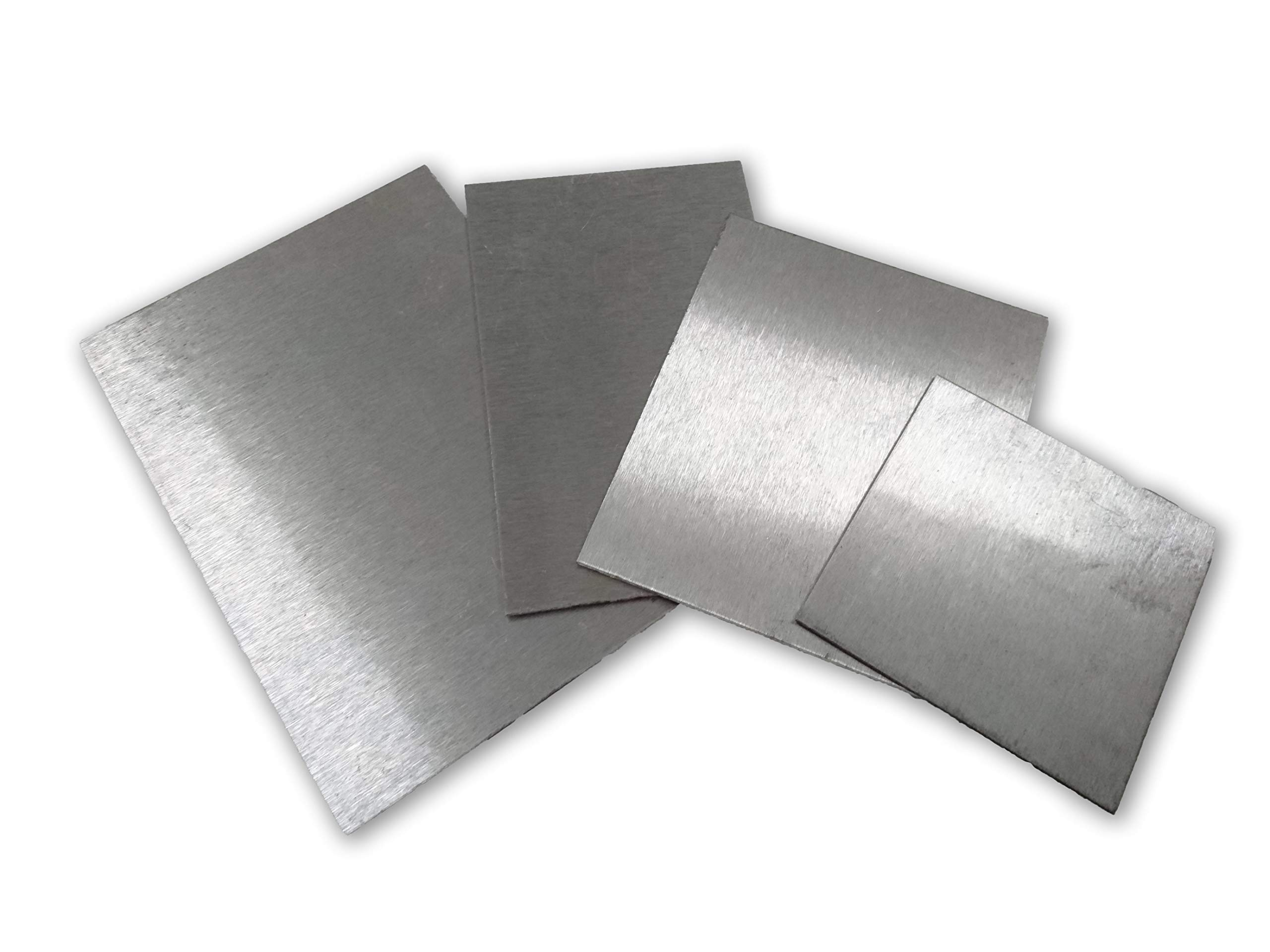 Light Metal Plates Magnesium Alloy Machinery Parts Panel Magnesium Foil Sheet AZ31B 0.197'' Thin 5mm Magnesium Rudder Pedal by More Metals